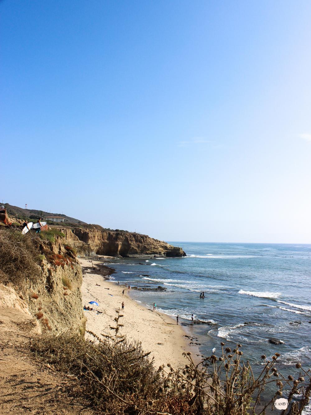 Sunset Cliffs State Park San Diego+