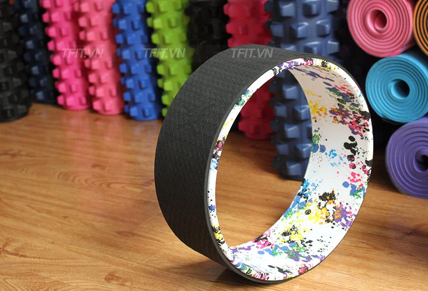 vong tap yoga wheel