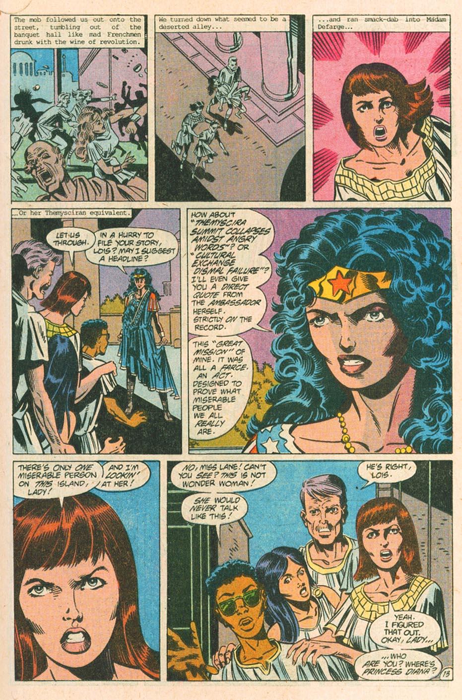 Read online Wonder Woman (1987) comic -  Issue #39 - 15
