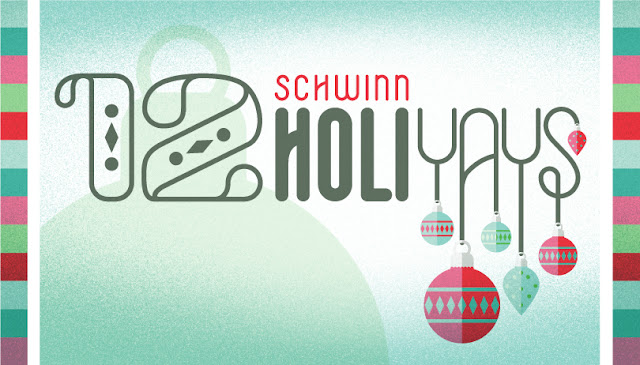 Schwinn Holidays Sweepstakes