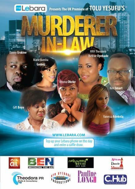 Murder-In-Law Movie Premiere
