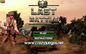 Jugar Last Battle