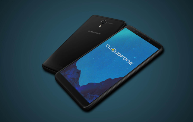Cloudfone Thrill Boost 3 smartphone
