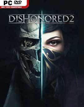 Dishonored 2 Jogos Torrent Download capa