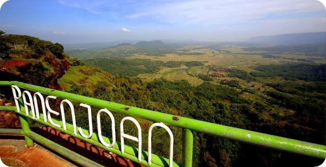 Bukit+Panenjoan+Geopark+Ciletuh