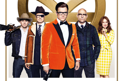 """Daftar Kumpulan Lagu Soundtrack Film Kingsman: The Golden Circle"""
