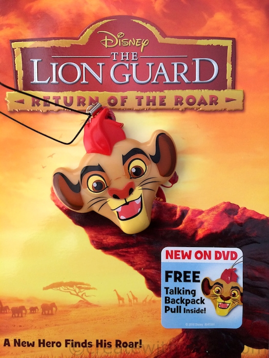 Create With Mom The Lion Guard Return Of The Roar On Disney Dvd February 23rd