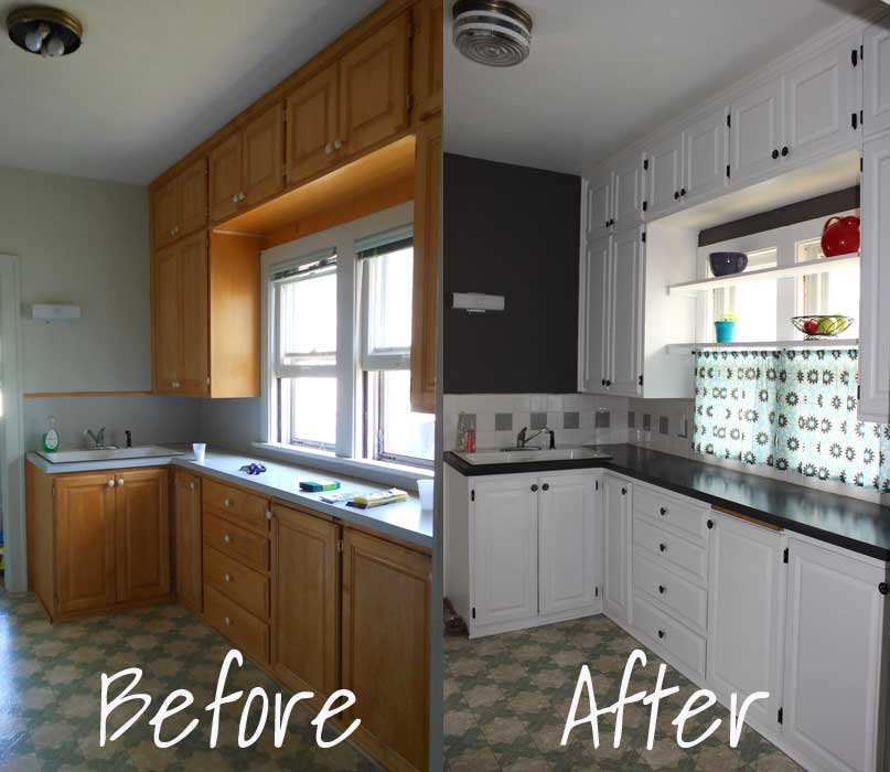 Messy Kitchen Before And After: Messy Ever After: Tutorials, Projects, And Crafty Bits