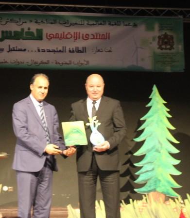 المنتدى الإقليمي الخامس للبيئة بتازة ، يتحدى الإقليمية بنجاح ، ويعلن النسخة السادسة جهوية