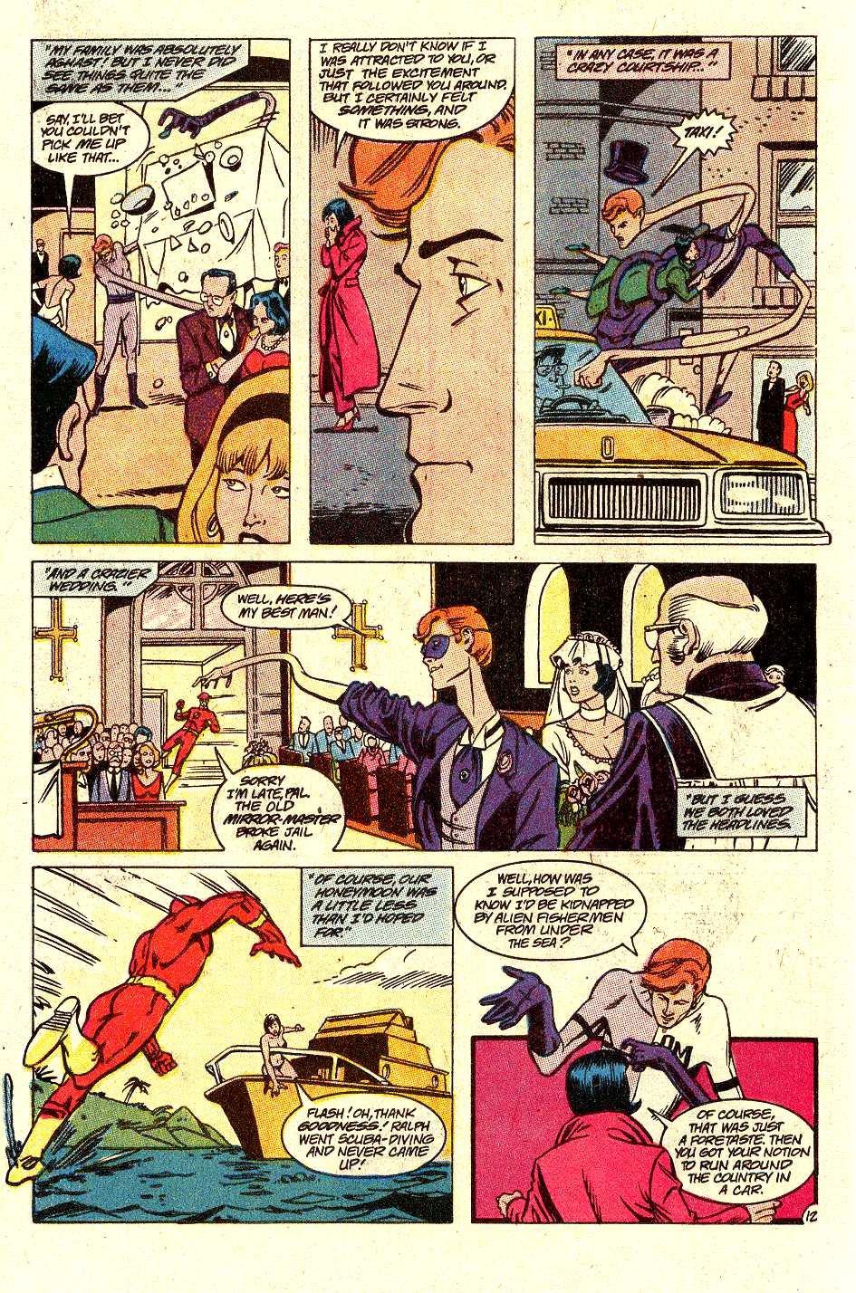 Read online Secret Origins (1986) comic -  Issue #30 - 14