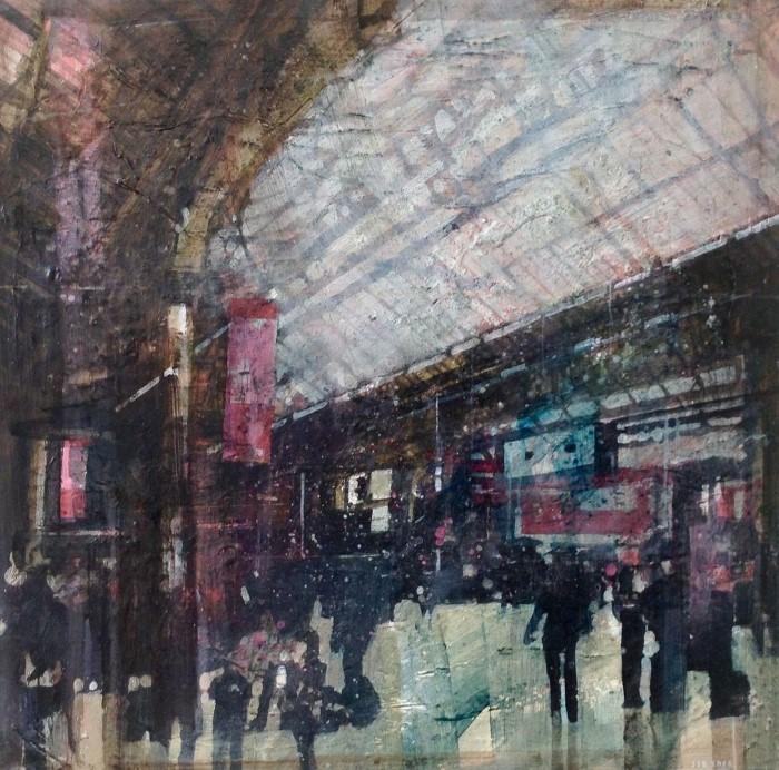Британский художник. Julian Sutherland-Beatson