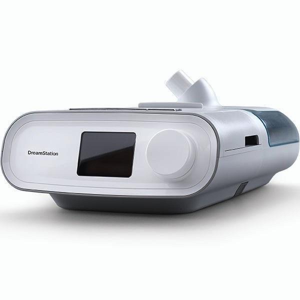 BiPAP Auto według Philipsa - test DreamStation Auto BiPAP