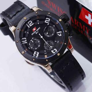 Jam Tangan Swiss Army Pria Sporty