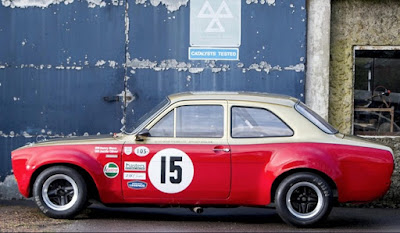 1967 Ford Escort MKI  Rally Car Side Right