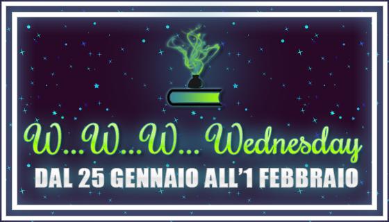 W...W...W... Wednesdays #21