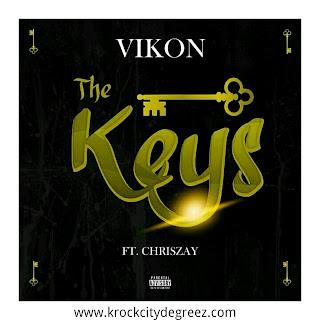 Anticipate: Vikon - The Keys Feat. ChrisZay (Coming Soon)