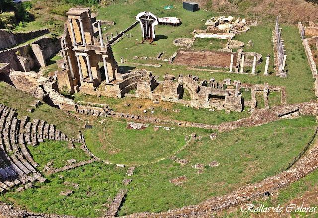 Teatro Romano y Termas Volterra