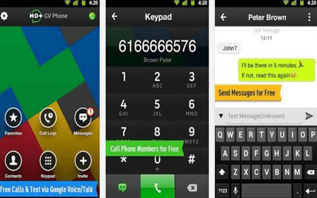 تطبيق رائع جدا صدقني لن تحذفه من هاتفك يجعلك تتكلم بدون رصيد للابد ومجانا