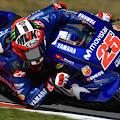 Hasil FP1 MotoGP Australia 2018 : Vinales Tercepat Marquez Sempat Terjatuh