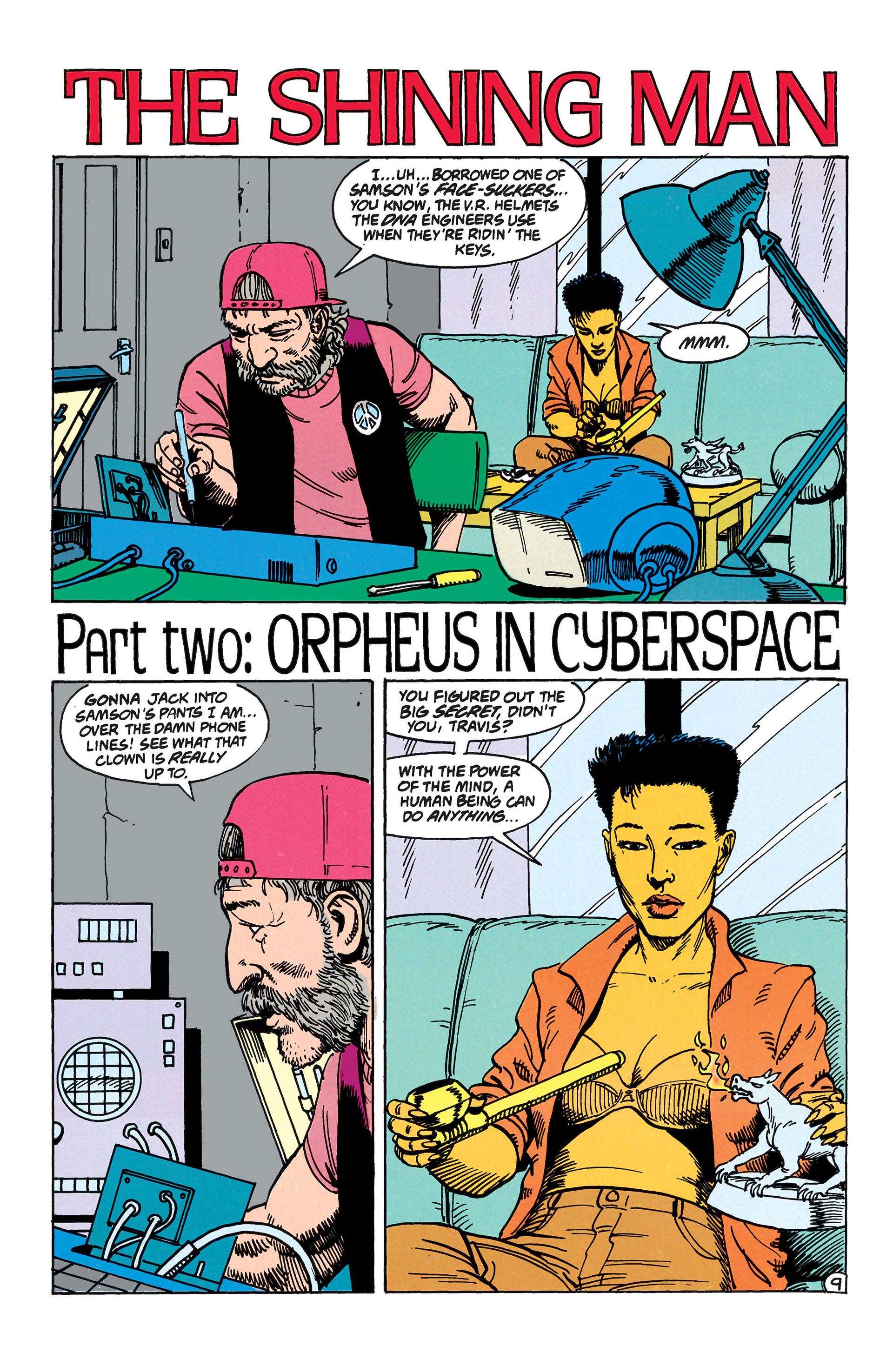 Read online Animal Man (1988) comic -  Issue #47 - 10