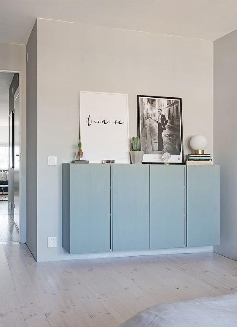 Restyling colorato per il mobile IVAR di IKEA  Blog di arredamento e interni  Dettagli Home Decor