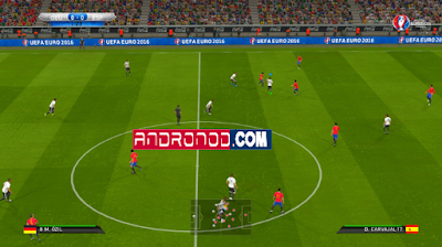 PES 2016-2017 Patch by JPP V4 ISO For PPSSPP Full Update EURO 2016