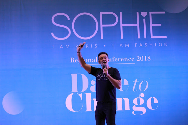Berani Berubah, Berani Sukses  – Ini Tips dari CEO Sophie Paris Catatan Evhy