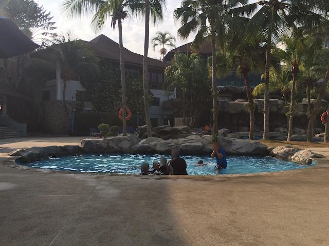 Cuti best dengan anak-anak di Perak