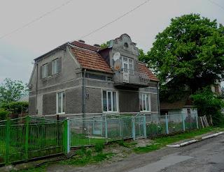 Ходоров. Жилые дома на ул. Богдана Хмельницкого, Старой дороге