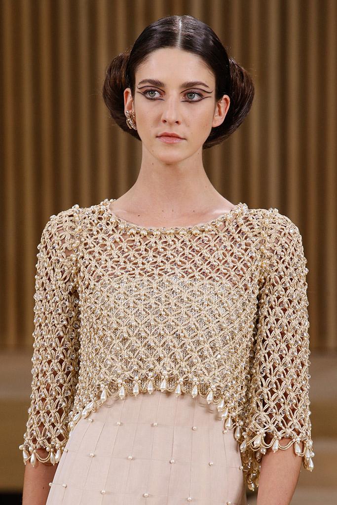 Bordados Chanel alta costura