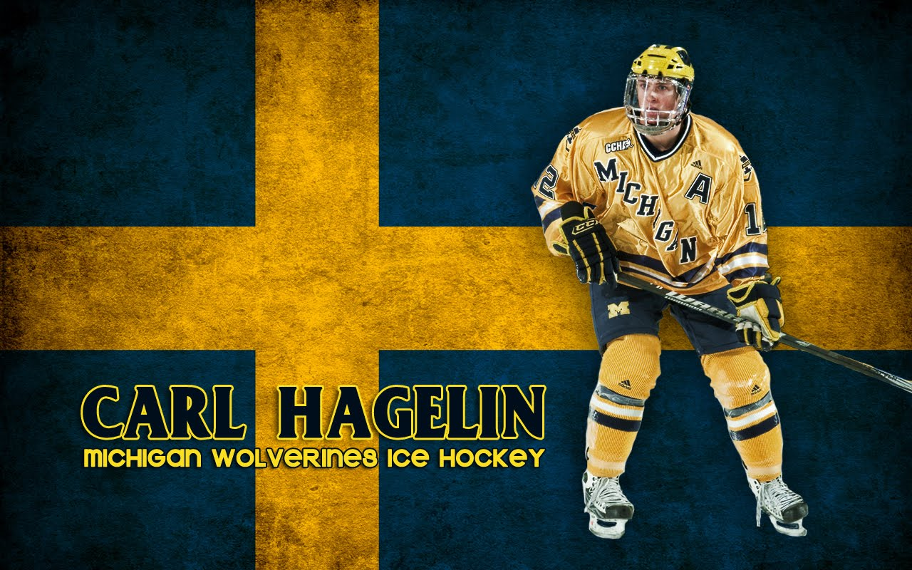 new product ab119 be651 College Football Blog: Wallpaper Wednesday: Carl Hagelin