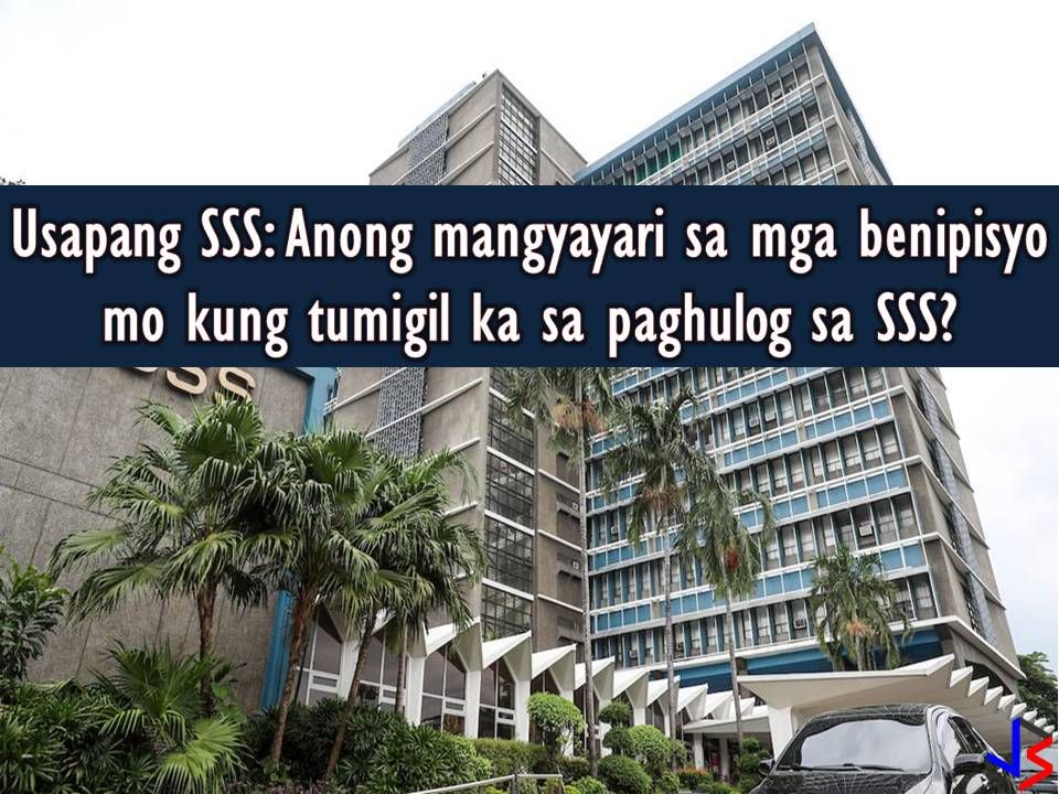 Often times this question comes from voluntary members of Social Security System (SSS). Those who are self-employed and some Overseas Filipino Workers (OFWs) who paid their own membership without a share from their companies. According to SSS, when a member completes a 120-month contribution, that is equivalent to 10 years, the member is entitled to retirement pension at the age of 60. Even members who did not complete or contributed less than 120 months are also entitled to lump sum pension.