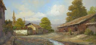 pinturas-vistas-campesinas-oleo
