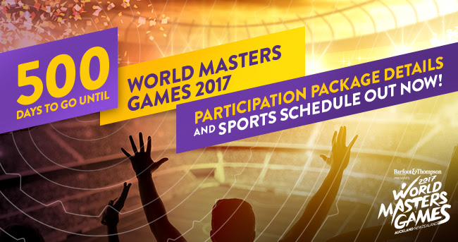 WORLD MASTER GAMES