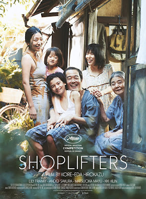 UN ASUNTO DE FAMILIA (Shoplifters) - Cartel