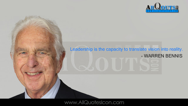Warren-Bennis-English-QUotes-Images-Wallpapers-Pictures-Photos