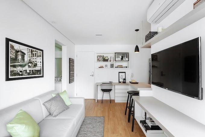 saiba como escolher o sofá para compor a decoração de sua sala