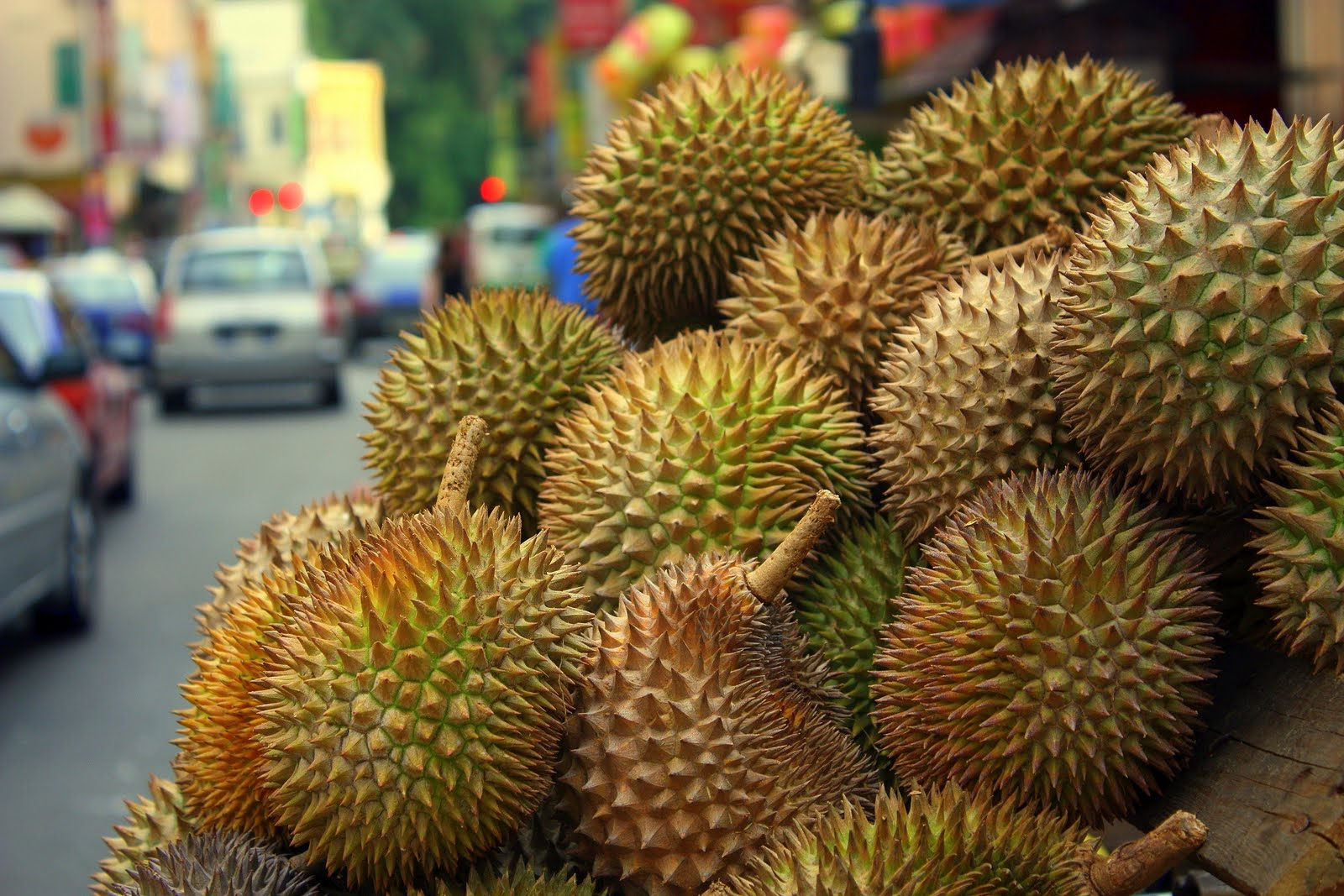 "Do You Know About ""Durian"" Fruit"