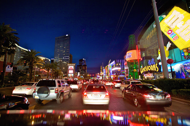 Car rental in Las Vegas