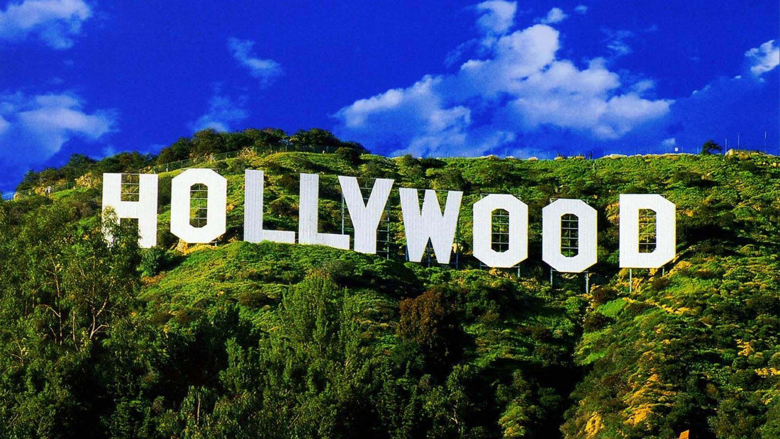 Výsledek obrázku pro hollywood