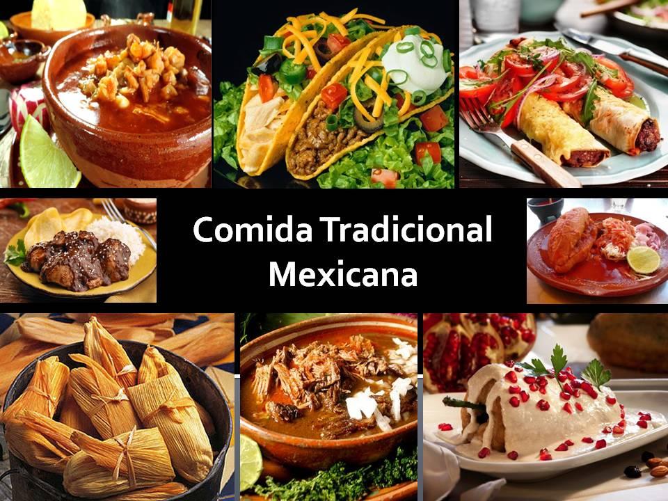 Comida Mexicana En Receta