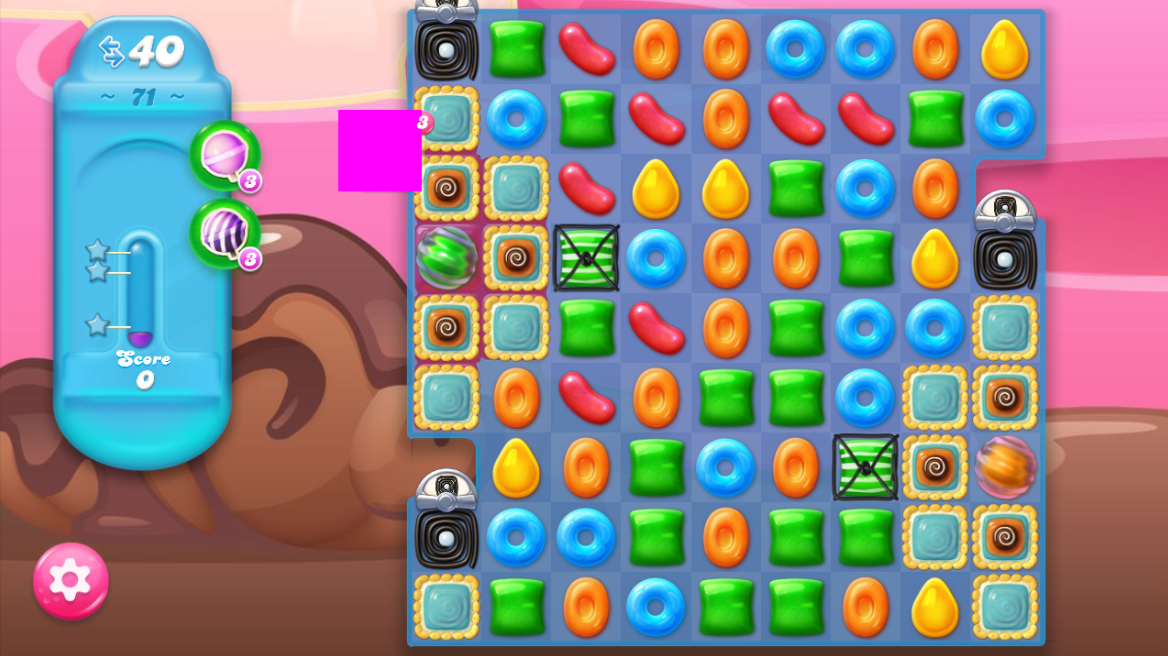 Candy Crush Jelly Saga 71
