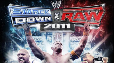 WWE SmackDown vs. RAW 2011 ISO for PPSSPP Free Download