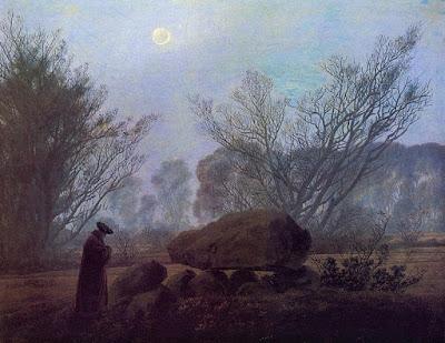 Friedrich, księżyc