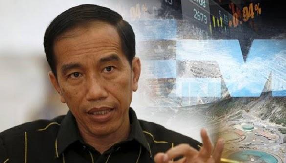 Lahannya Tak Diganti Untung, Jokowi Digugat Dua Warga Lampung