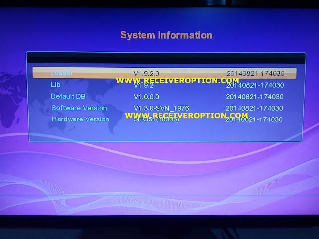 E-SAT HD BOX A300 RECEIVER DUMP FILE