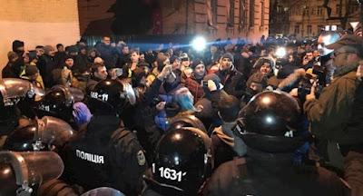 Саакашвили задержан