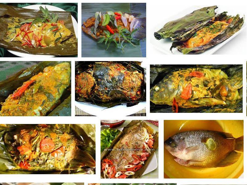 Resep Pepes Ikan Gurame