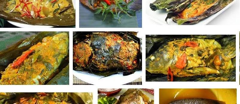 Resep Pepes Ikan Gurame Sederhana dan Cara Membuatnya