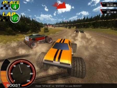 Game Mobil Offroad PC Ringan